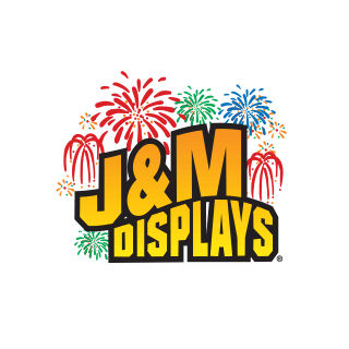 J_M Displays Logo